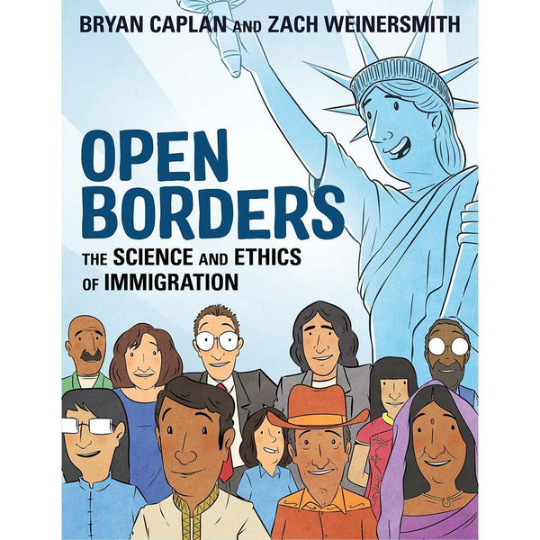 Open Borders: The Science and Ethics of Immigration (Paperback)-BuyBookBook