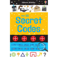 Over 50 secret codes-BuyBookBook