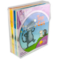 Oxford Reading Tree Songbirds Phonics Lv 1-6 Collection (36 Books)-BuyBookBook
