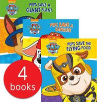 Paw Patrol Collection (4 Books)-BuyBookBook