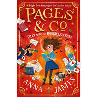 Pages & Co #1 Tilly and the Bookwanderers-BuyBookBook