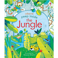 Usborne Peep inside the Jungle-BuyBookBook