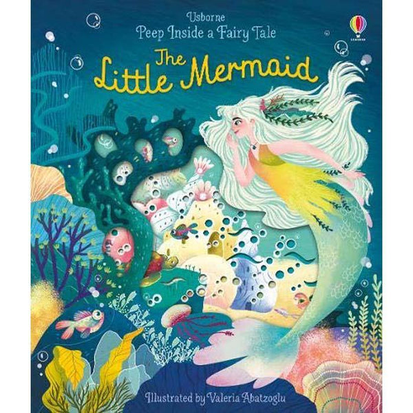 Peep Inside A Fairy Tale: The Little Mermaid-BuyBookBook