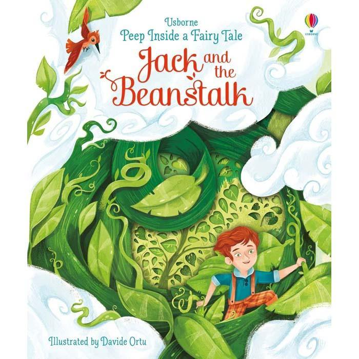 Peep inside a fairy tale Jack and the Beanstalk-BuyBookBook