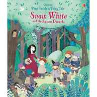 Peep inside a fairy tale Snow White and the Seven Dwarfs-BuyBookBook