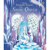 Peep inside a fairy tale Snow Queen-BuyBookBook