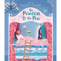 Peep inside a fairy tale The Princess and the Pea-BuyBookBook