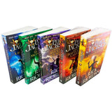 Percy Jackson Complete Collection (5 Books)-BuyBookBook