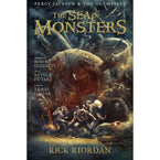 Percy Jackson and the Olympians #2 Sea of Monster (Graphic Novel)-BuyBookBook