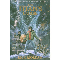 Percy Jackson and the Olympians #3 The Titan's Curse (Graphic Novel)-BuyBookBook