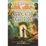 Percy Jackson's Greek Gods-BuyBookBook