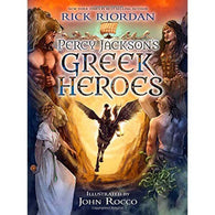 Percy Jackson's Greek Heroes-BuyBookBook