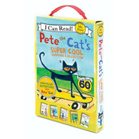 Pete the Cat's Super Cool Reading Collection (5 Books)-BuyBookBook