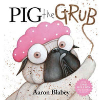 Pig the Grub (Book with CD)-BuyBookBook