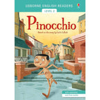 Pinocchio (with Audio QR Code)-BuyBookBook