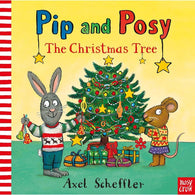 Pip and Posy The Christmas Tree (Book with Audio QR Code)-BuyBookBook