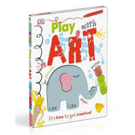 Play With Art- It's time to get creative! (Hardback)-BuyBookBook