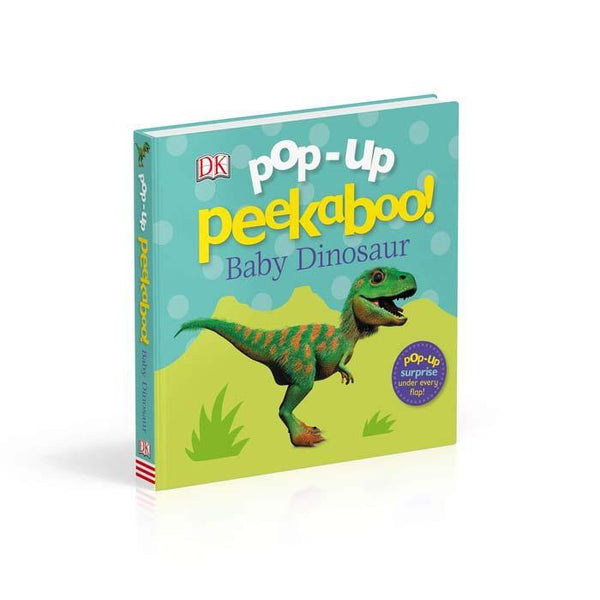 Pop-Up Peekaboo! Baby Dinosaur-BuyBookBook