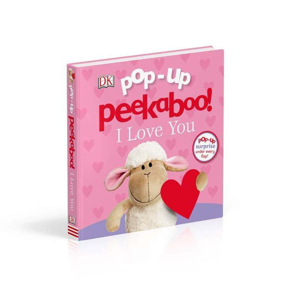 Pop-Up Peekaboo! I Love You-BuyBookBook