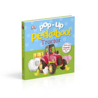 Pop-Up Peekaboo! Tractor-BuyBookBook