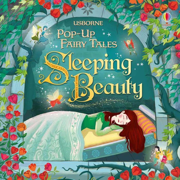 Pop-up Sleeping Beauty-BuyBookBook