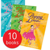 Poppy Love Collection (10 Book)-BuyBookBook