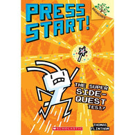 Press Start! #6 The Super Side-Quest Test! (Branches)-BuyBookBook