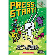 Press Start! #8 Super Rabbit All-Stars!-BuyBookBook