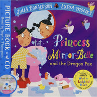 Princess Mirror-Belle and the Dragon Pox (Book + CD) (J. Donaldson)-BuyBookBook