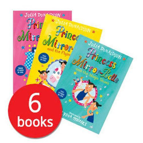 Princess Mirror-Belle Collection (6 Books)-BuyBookBook