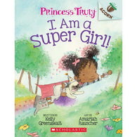 Princess Truly #01 I Am a Super Girl-BuyBookBook