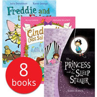 Princesses and Fairies Collection (8 Books)-BuyBookBook