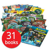 Project X Alien Adventures: Series 1 Collection (31 Books)-BuyBookBook
