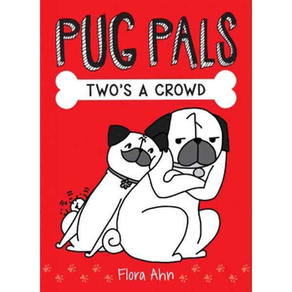 Pug Pals #01 Two's A Crowd-BuyBookBook
