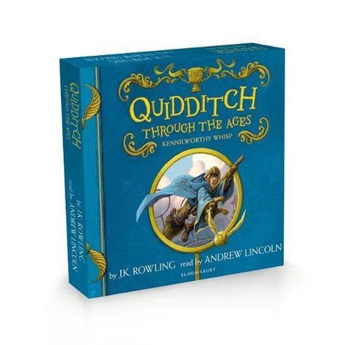 Quidditch Through the Ages (Audio CD) (Harry Potter)-BuyBookBook
