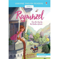 Rapunzel (with Audio QR Code)-BuyBookBook