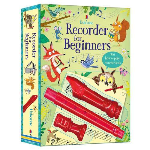 Recorder for beginners gift set-BuyBookBook