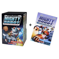 Ricky Ricotta's Mighty Robot 1-9 Bundle (9 book)-BuyBookBook