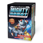 Ricky Ricotta's Mighty Robot Planet Adventure Collection (8 book)-BuyBookBook