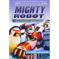 Ricky Ricotta's Mighty Robot vs. The Unpleasant Penguins from Pluto #9-BuyBookBook