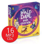 Roald Dahl Audio Collection (16 MP3 CD)-BuyBookBook