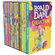 Roald Dahl Collection (15 Books)-BuyBookBook