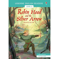 Robin Hood and the Silver Arrow (with Audio QR Code)-BuyBookBook