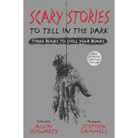Scary Stories to Tell in the Dark Collection (3 Books)-BuyBookBook