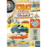 Science Comics: Cars: Engines That Move You-BuyBookBook