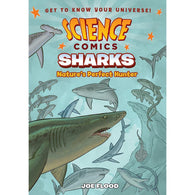 Science Comics: Sharks: Nature's Perfect Hunter-BuyBookBook