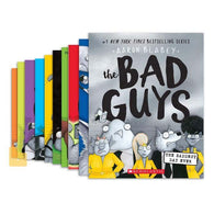 The Bad Guys Episode 01-10 Bundle (10 Book)-BuyBookBook