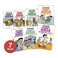 Star Wars Jedi Academy #1-7 Bundle (7 book)-BuyBookBook