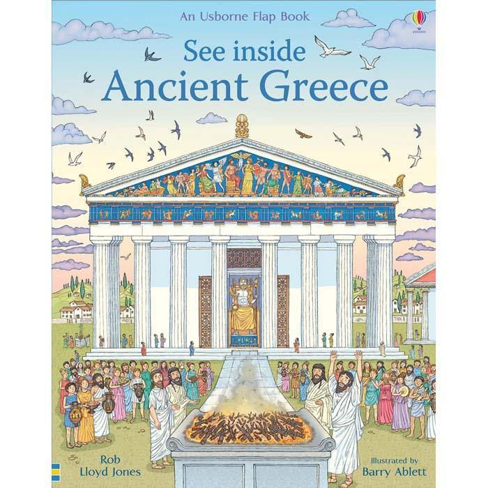 See inside Ancient Greece-BuyBookBook