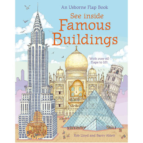 See inside famous buildings-BuyBookBook